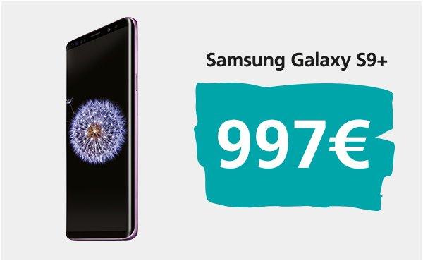 Samsung Galaxy S9 Plus Fiyatı