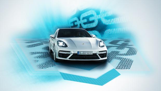 Porsche Blockchain Teknolojisini Otomobillerinde Test Etmeye Başladı