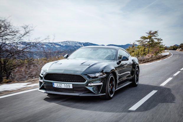 """Yeni Ford Mustang BULLITT, """"Hiç Bir Şeyi Bağırarak Göstermesi Gerekmiyor"""""""