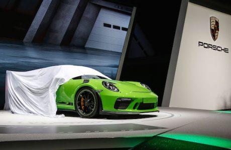 Porsche 911 GT3 RS Dünya Prömiyeri Cenevre Otomobil Fuarında Gerçekleştirdi