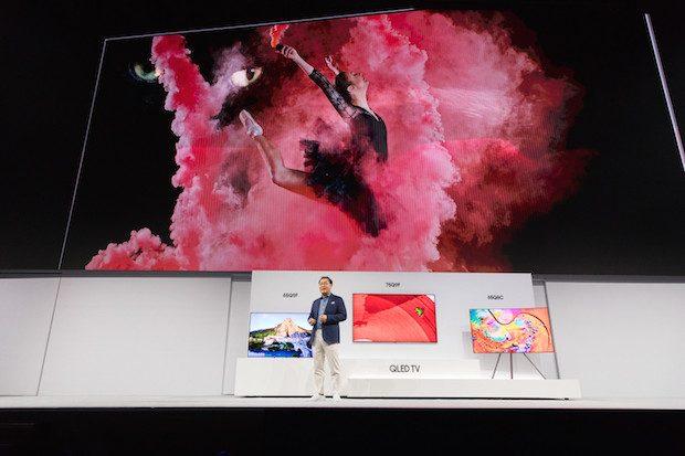 Yeni Samsung QLED TV 2018