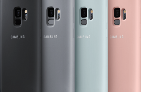 Samsung Galaxy S9 ve Galaxy S9 Plus Kılıfları Satışa Çıktı