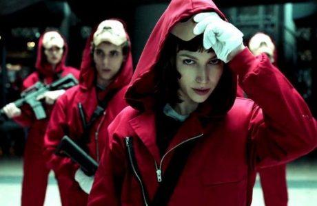 La Casa De Papel 6 2. Sezon Netflix'te, 6 Nisan Cuma Kaçırmayın
