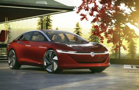 VW Elektrikli I.D. VIZZION 2022'de 644 Km Menzil ile Geliyor