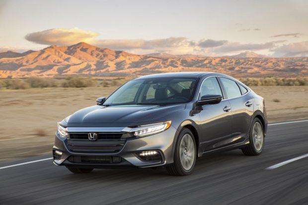 Honda Insight 2019, Honda'dan Yeni Lüks Hidrit Sedan
