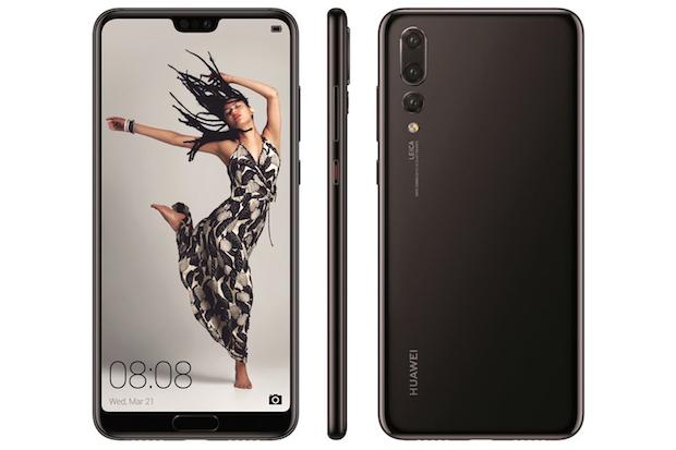 Çentikli Huawei P20 Dışarı Sızdı, P20 Pro'da ise Üçüncü Kamera var