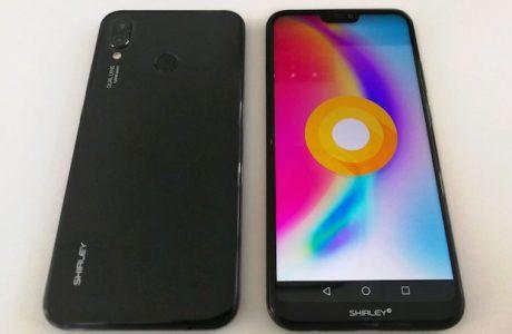 """Huawei P20 Lite """"Çentik"""" Modasını Orta Seviyeye Getiriyor"""