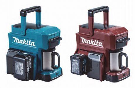 Makita Akulu Kahve Makinesi Duyurdu, Elektrikli Alet Aküleri Bu İşe de Yarıyor
