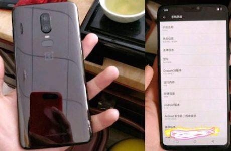 OnePlus 6 256 GB Seçeneği için 749 Dolar Olabilir