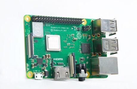 Yeni Raspberry Pi 3 Model B Plus Daha Fazla Güç ve Daha Hızlı Ethernet
