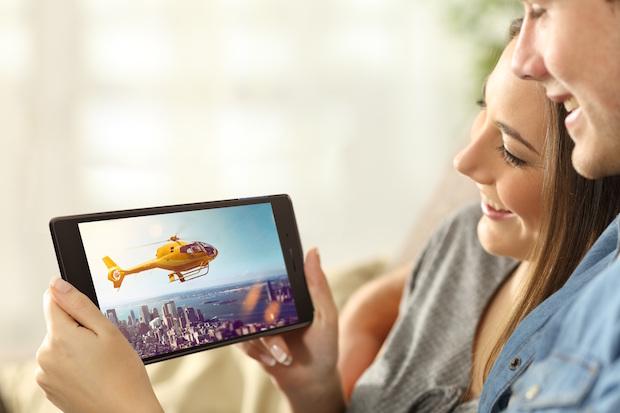 """Lenovo'nun Yeni Tableti, Tab 7 adeta""""Paylaşmak""""için Tasarlandı"""