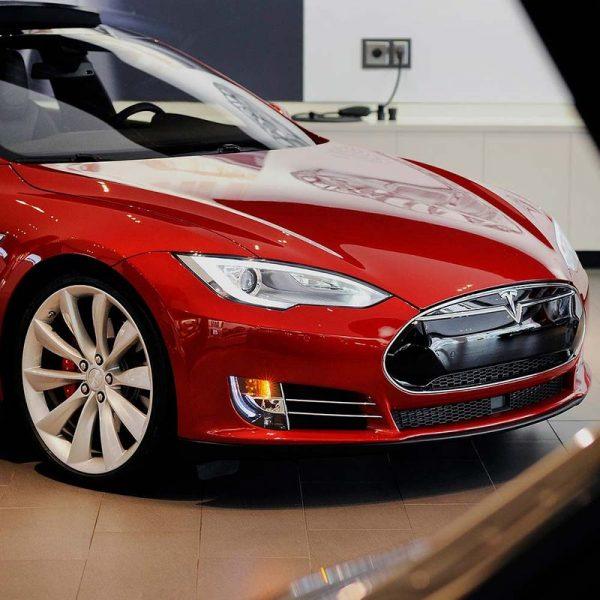 Tesla Süper Şarj Ağı