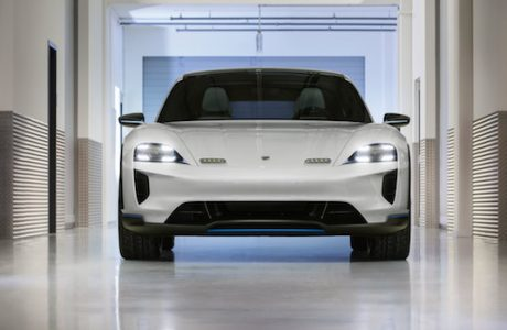 Porsche Tesla Model X Rakibini Bugün Açıkladı, Cross Tourismo Mission E