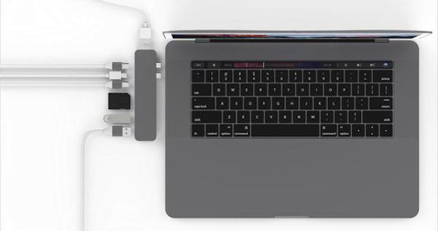HyperDrive Yeni MacBook'ların En Büyük Sorununa Şık Çözüm
