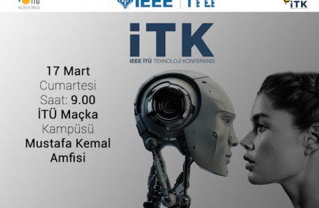 IEEE İTÜ TEKNOLOJİ KONFERANSI 2018, Dijital Dünyaya Bağlanın!