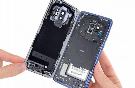 Samsung Galaxy S9 Plus Nasıl Sökülür? iFixit S9 Plus'ı Parçalara Ayırdı