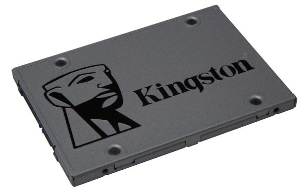 Kingston'dan Yeni UV500 SSD Ailesi, Tam Disk Şifrelemeli 3D NAND SSD