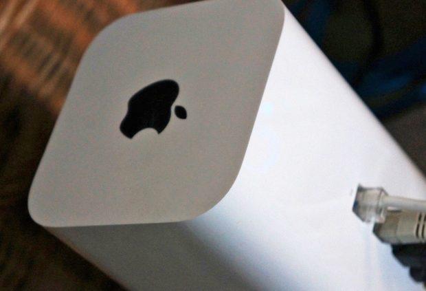 Apple AirPort WiFi Yönlendirici Üretimini Resmen Durdurdu
