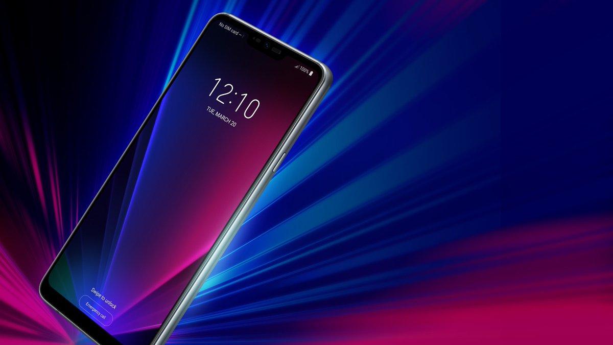 LG G7 ThinQ Nasıl Görünüyor? Son Sızıntı Her Tarafını Gösteriyor