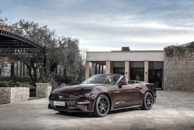Üst Üste 3. Kez Dünyanın En Çok Tercih Edilen Otomobili Ford Mustang