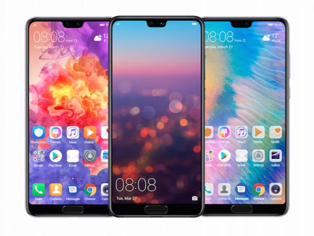 Huawei Apple'dan Daha Fazla Telefon Sattı