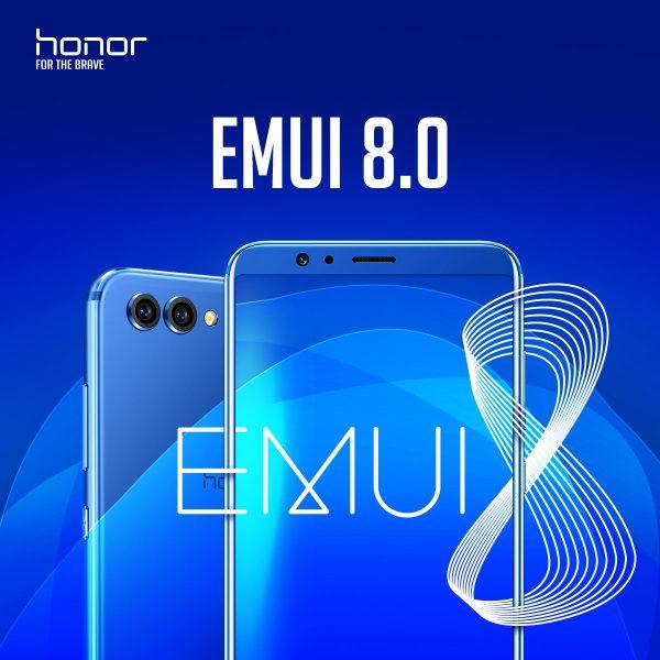 Honor EMUI 8.0