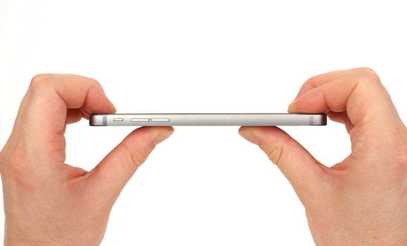 iPhone 6'lar 3.3 Kez Daha Kolay Bükülüyor ve Apple Bunu Biliyordu!