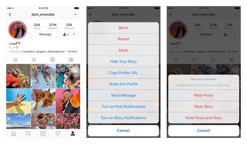 Instagram Sessiz Mode, Paylaşımları Görmeden Takipte Kal