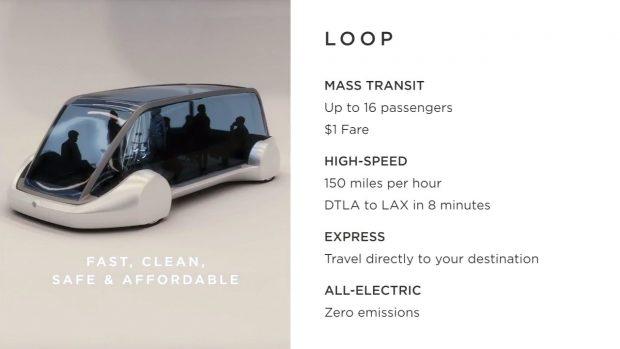 Elon Musk'ın LA Trafiğine Tünel Çözümü Sadece 1 Dolar