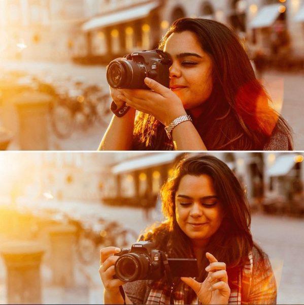 Teknolojik Babalara Dünyanın En Hafif D-SLR Makinesi: Canon EOS 200D