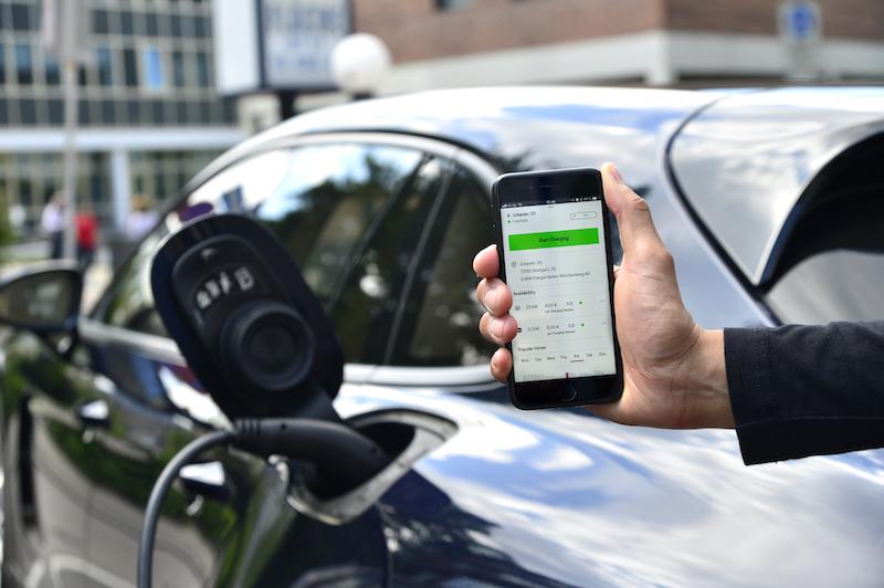 Porsche Şarj Hizmeti, Elektrikli Otomobiller için Ücretsiz Şarj Uygulaması