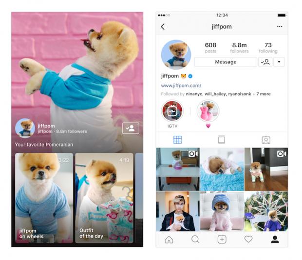 Instagram IGTV, Yeni Mobil Video Deneyimi Başladı, Bir Göz Atın!