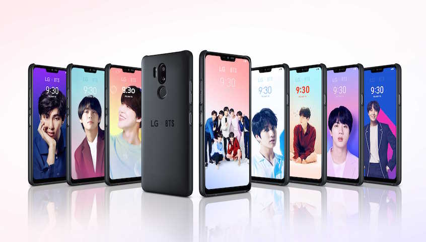 LG'den BTS Hayranlarına Müjde! BTS Value Pack ve BTS Smart Case