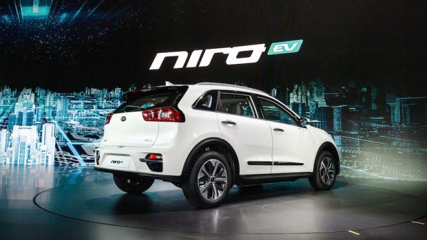 Kia Niro EV 380 Km Menzil, Güney Kore'de Satışa Çıkıyor