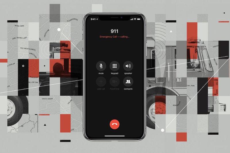 Yeni Nesil 911 Acil Durum Araması Devreye Giriyor, iOS 12 Özelliği!