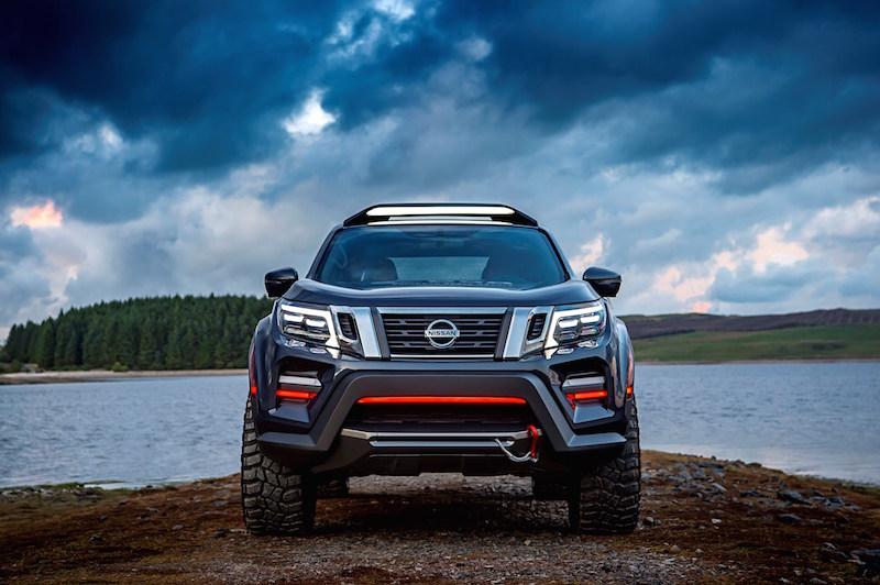 Nissan NAVARA Dark Sky Concept HANNOVER'DE Tanıtıldı