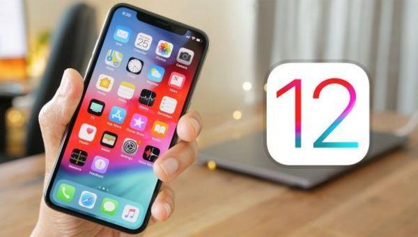 iOS 12'yi Yüklemekten Çekinmeyin