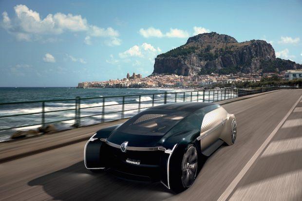 Renault EZ-ULTIMO ve Yeni Kadjar