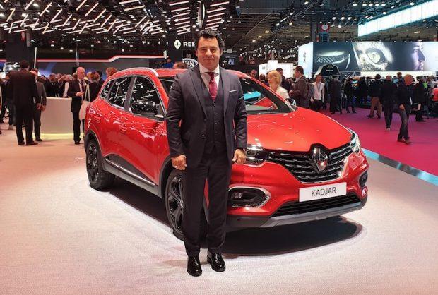 Renault Mais Genel Müdürü Berk Çağdaş:Renault EZ-ULTIMO ve Yeni Kadjar