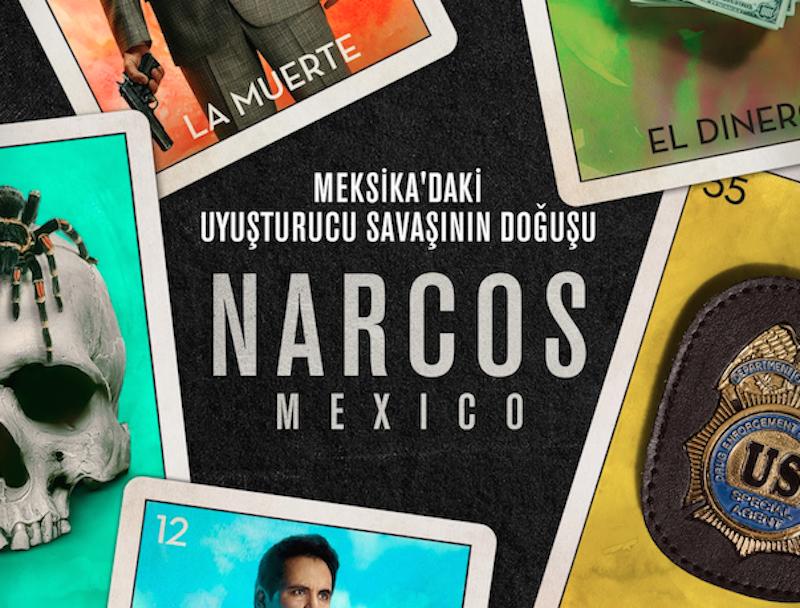 Narcos: Mexico'nun fragmanı yayınlandı! 16 Kasım'da Netflix'te
