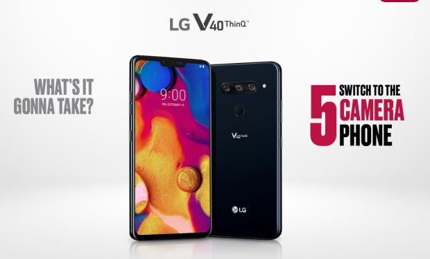 LG V40 ThinQ Modelindeki 5 Kamera Eğlenceli Ama Mükemmel Değil