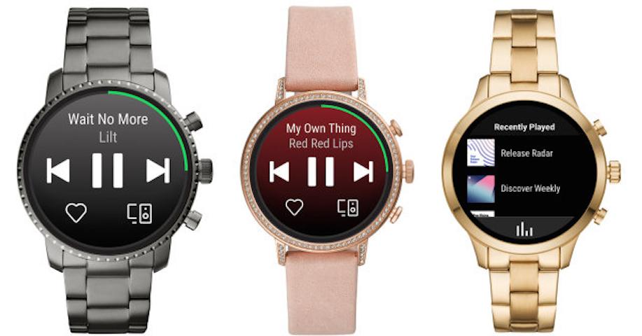 Spotify, Yeni Google Wear OS Uygulamasını Duyurdu