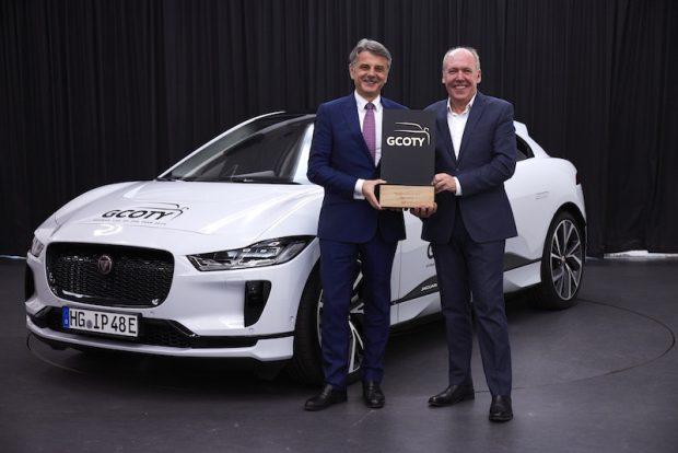 Jaguar I-PACE Almanya'da Yılın Otomobili Seçildi