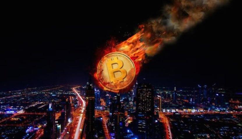 Bitcoin Serbest Düşüşte, 2 Günde Yüzde 15 Kaybettirdi