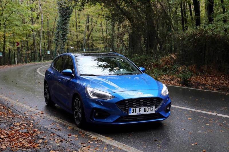 Yeni Ford Focus, Co-Pilot 360 Teknolojisi ve Vites Kolu YOK