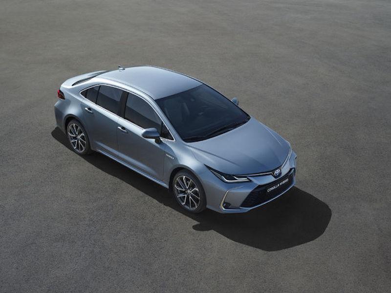 Yeni Toyota Corolla Sedan 2019, 12. Nesil Corolla Tanıtıldı