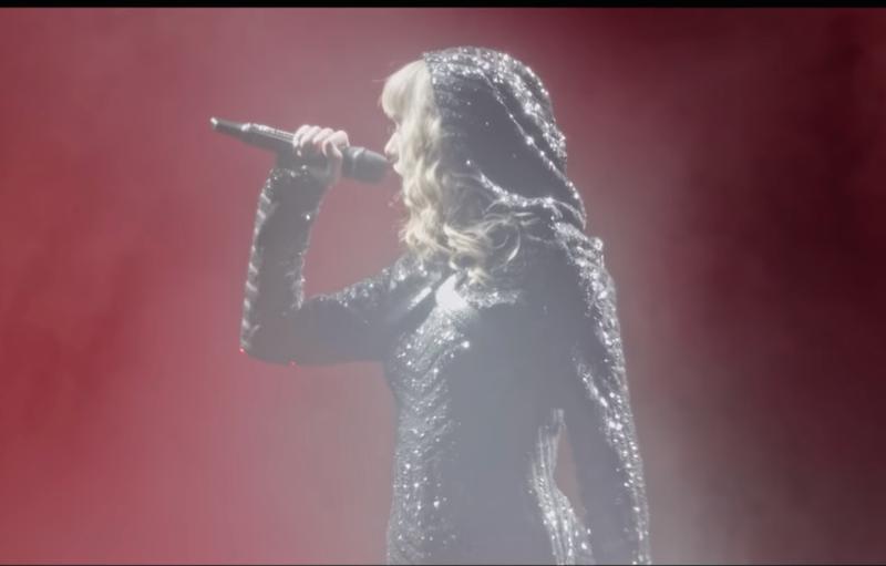 Yeni yıla Taylor Swift'le birlikte Netflix'te girmeye hazır mısınız?