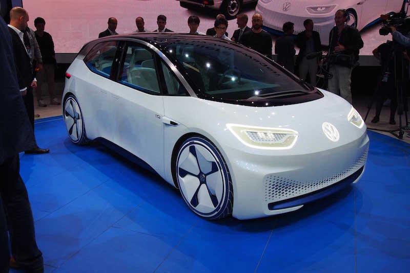 VW I.D EV Modeli Bir Golf Dizel Fiyatına 550 Km Sunuyor