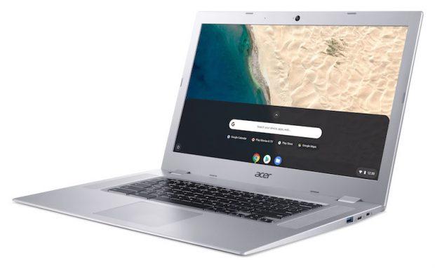 Acer Chromebook 315, Radeon grafikli 7. Nesil AMD A-Serisi işlemcili