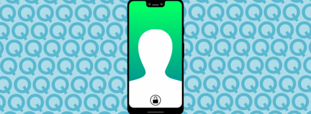 Android Q FACE ID